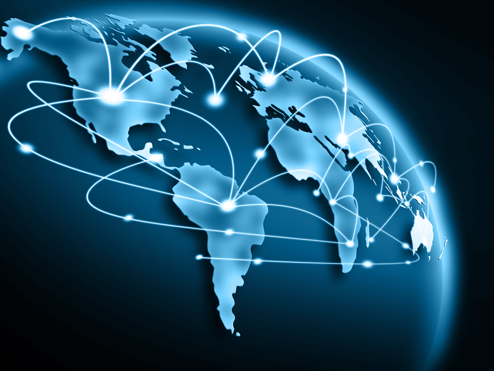 World wide web wallpaper